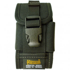Maxpedition Clip-On PDA Phone holster - Zwart