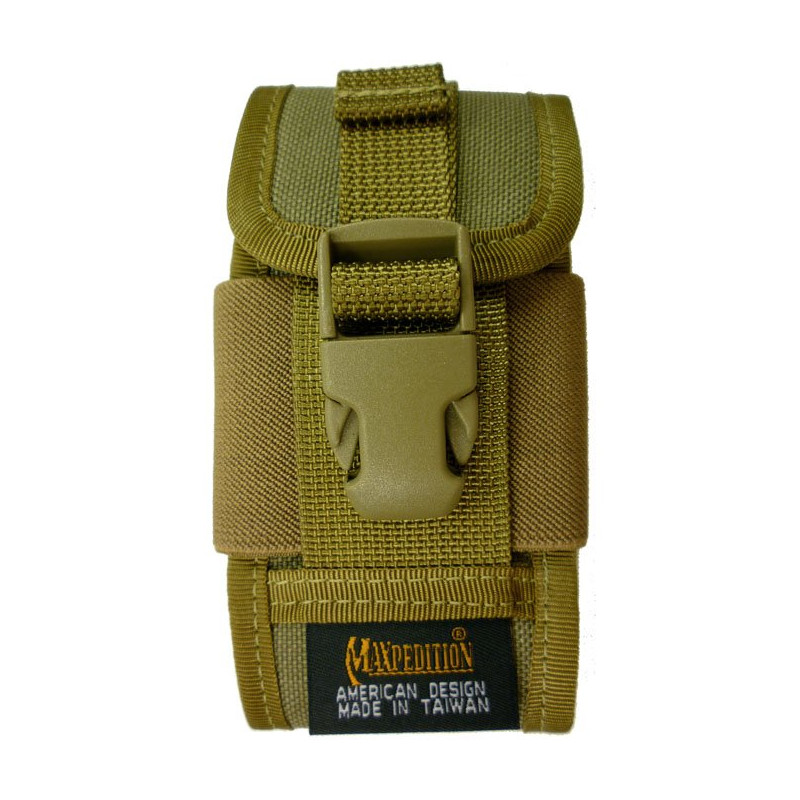 Maxpedition Clip-On PDA Phone holster - Khaki
