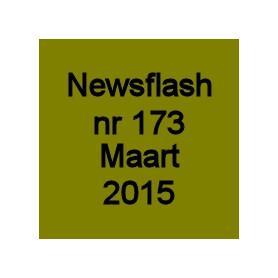 15-173 Maart 2015