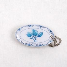 DutchtagZ - Delfts Blue Tulip