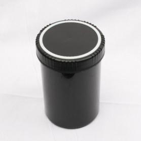 Curtec Packo container 1.0 liter, zwart