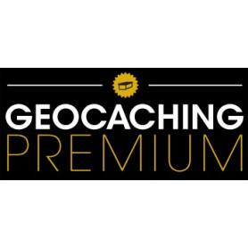 Geocaching.com Premium lidmaatschap - 1 jaar - per e-mail