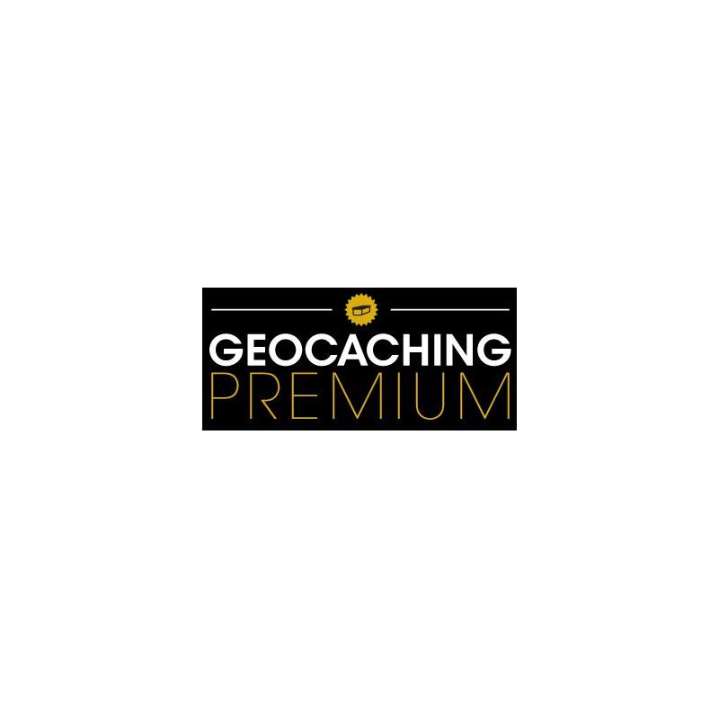 Groundspeak Premium lidmaatschap - 1 jaar - per e-mail