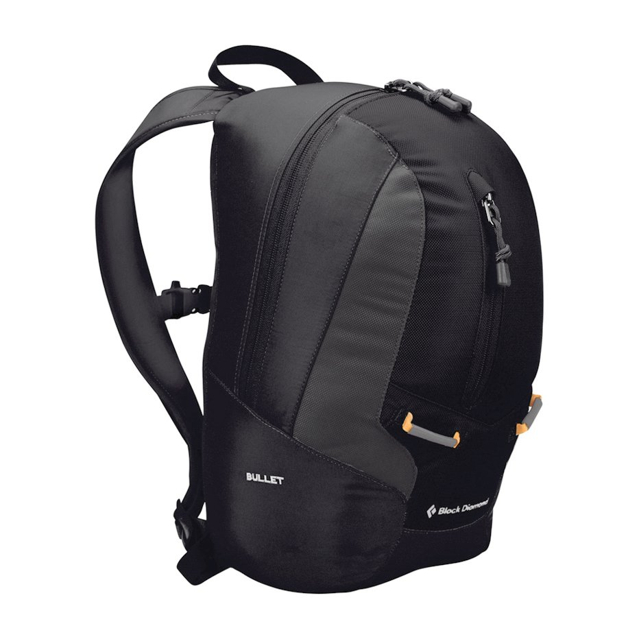 Black Diamond backpack bullet