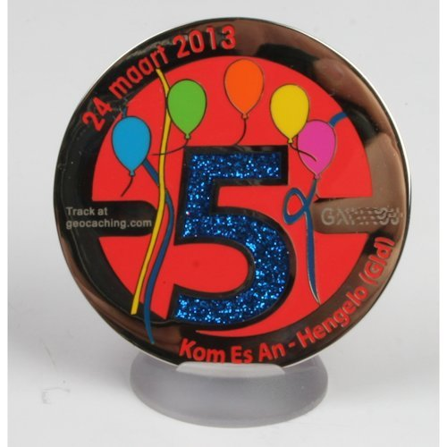 Ace geocoin 2013