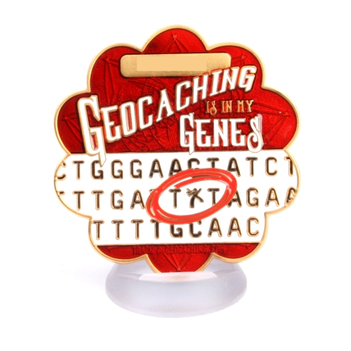 Geocaching in your genes