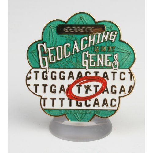 DNA Geocoin