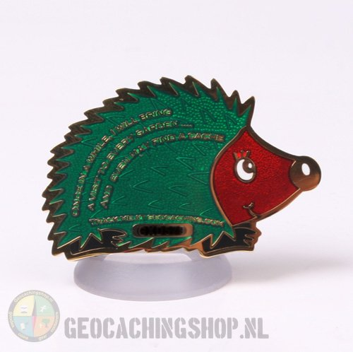 Hedgehog Geocoin