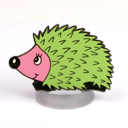 Hedgehog Geocoin - Batch 6