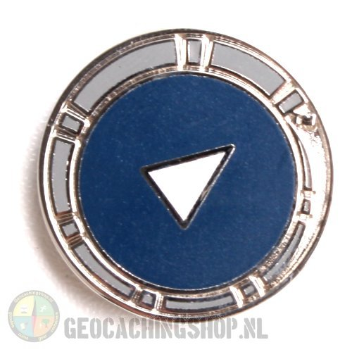 It's Geocaching Time Geocoin