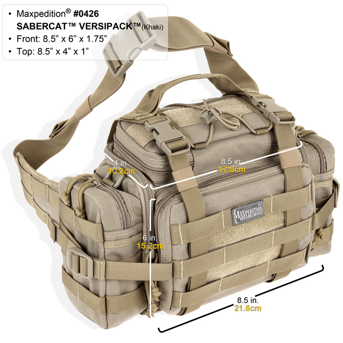 Maxpedition Sabercat