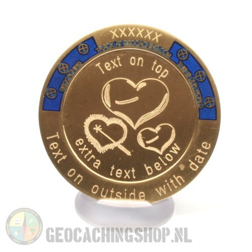 My Geocoin