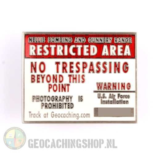 Area 51 - Restricted area