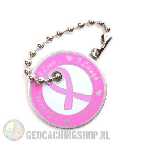 Travel Pink Ribbon