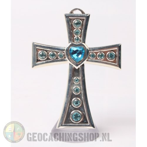 Tribal Cross Geocoin