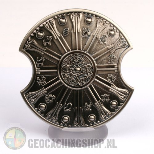 Troy Geocoin