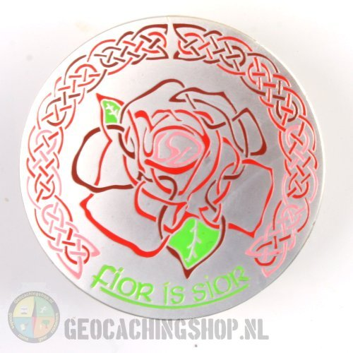 True & Eternal geocoin