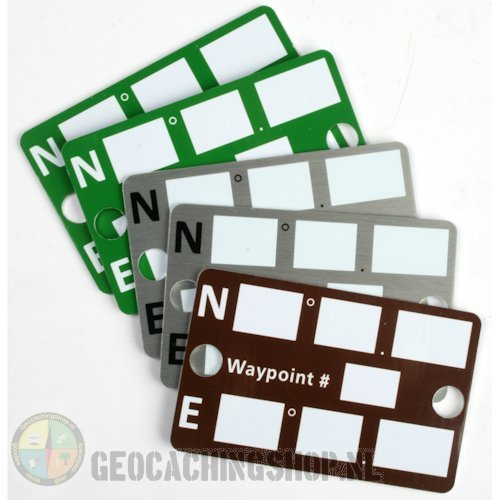 Waypoint markers