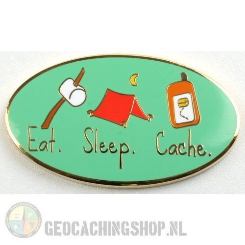 Eat, sleep, cache