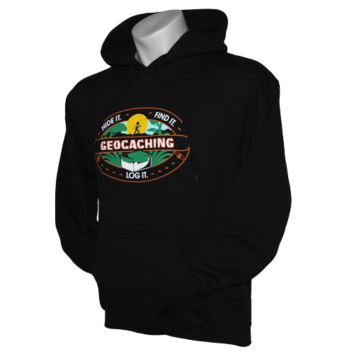 Hide it - Find it - Log it - Hoody