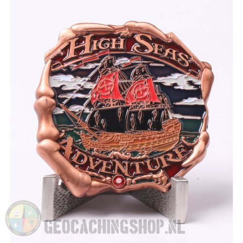 High Seas Pirate Adventure